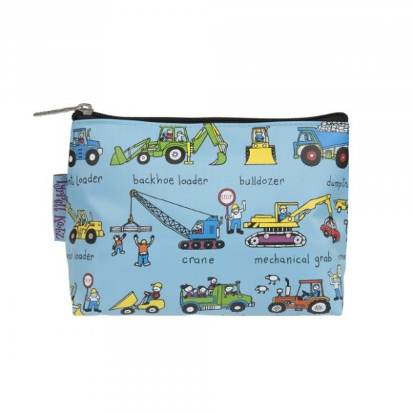 Tyrrell Katz Working Wheels Wash Bag