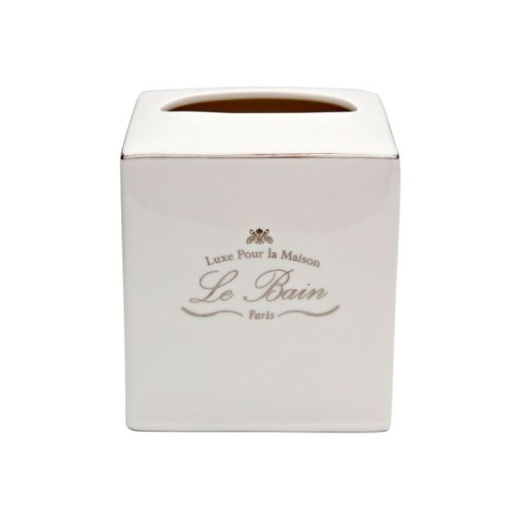 Parisian Opulence Tissue Box cover