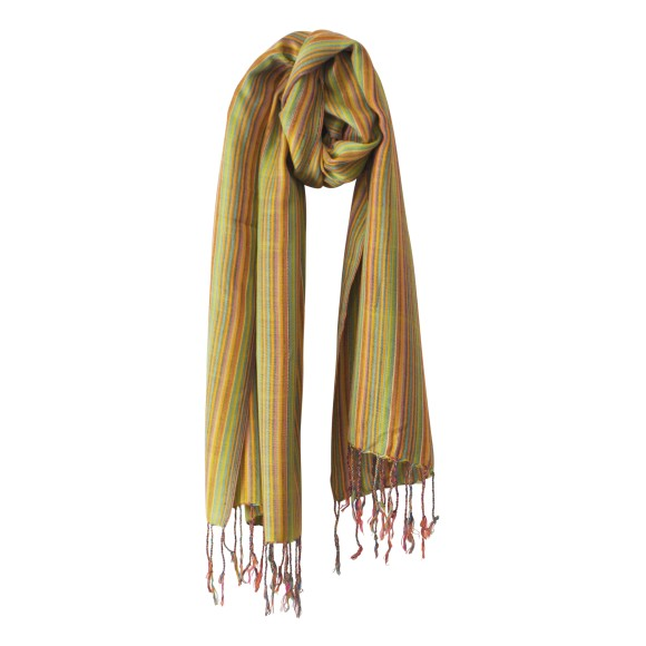 Multi scarf lime