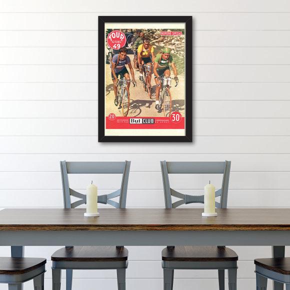 Tour de France 1949: Framed