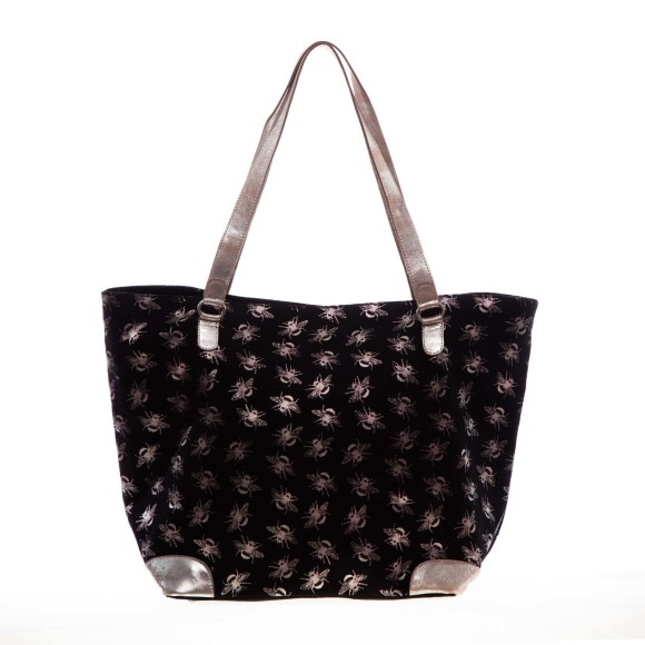 Sasha Shopper black back