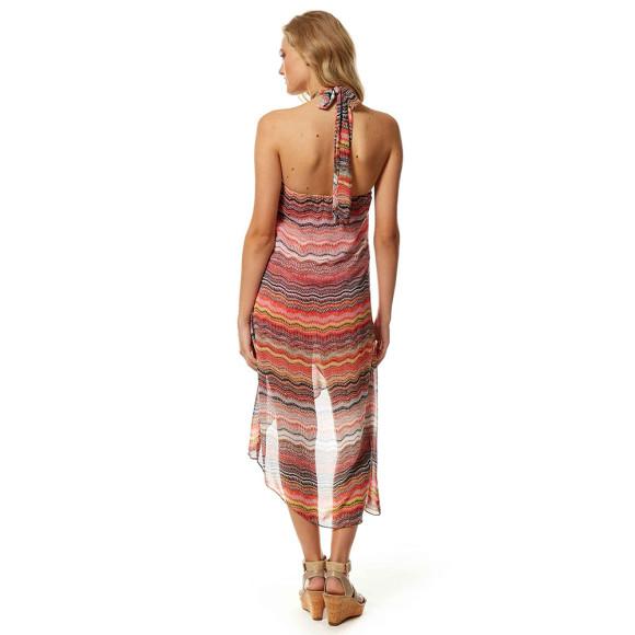 Limon Dress - Coral