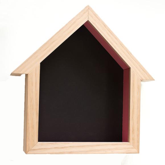 Birdhouse Blackboard Cotton Candy