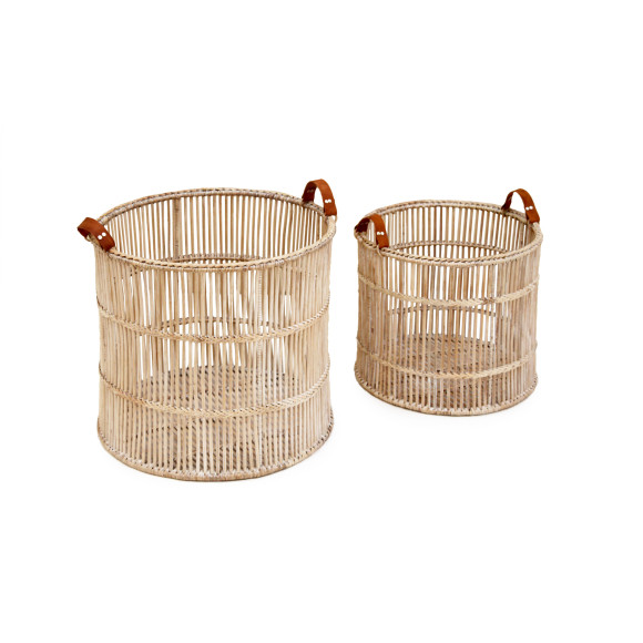 watercane baskets