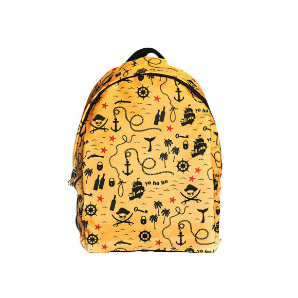 Treasure Island Backpack