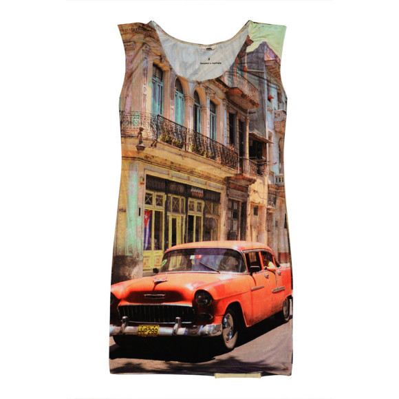 Havana con dress