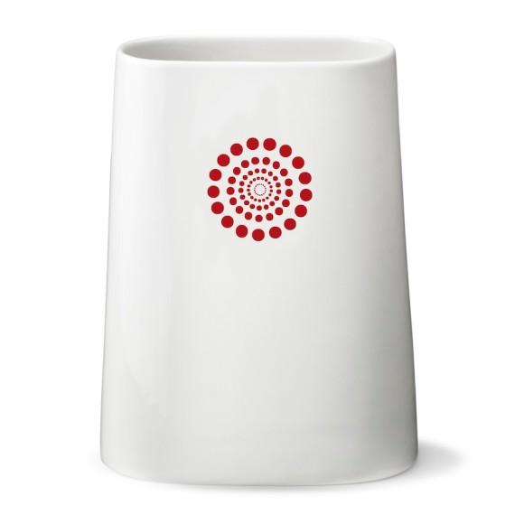 Hay Black vase
