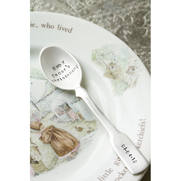 Featured: 1 x Fiddle Tea Spoon