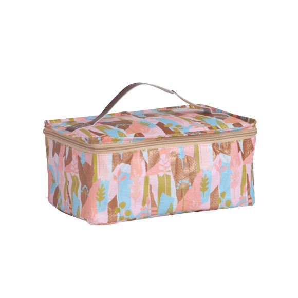Summer Forest Bathroom Bag