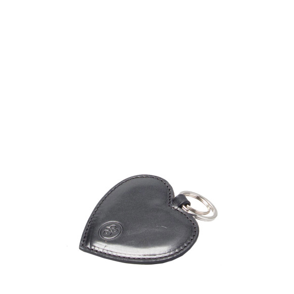 The Mimi Keyring in Black