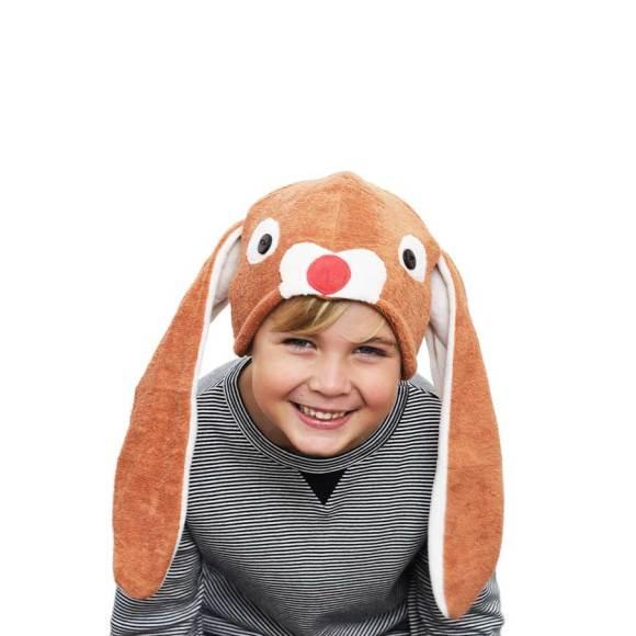 Brown Bunny Hat