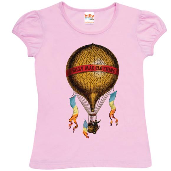 Balloon tee