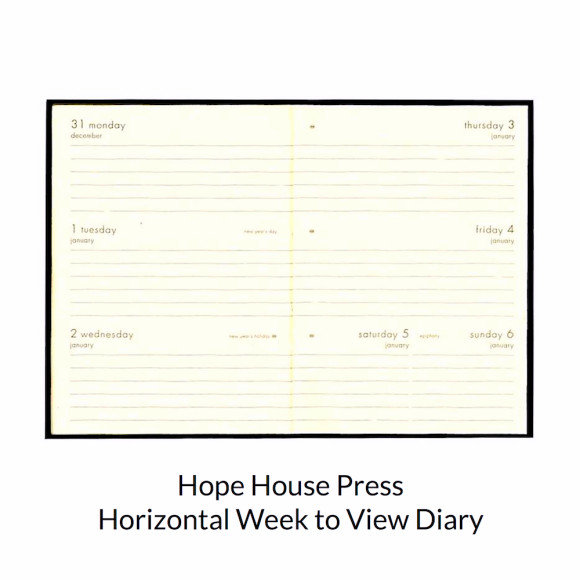 Horizontal Weekly