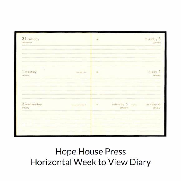 Horizontal Weekly
