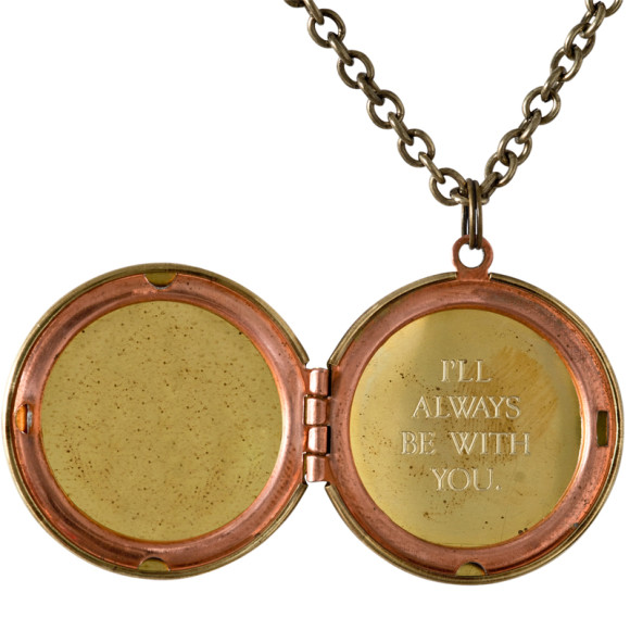 Inside of Locket