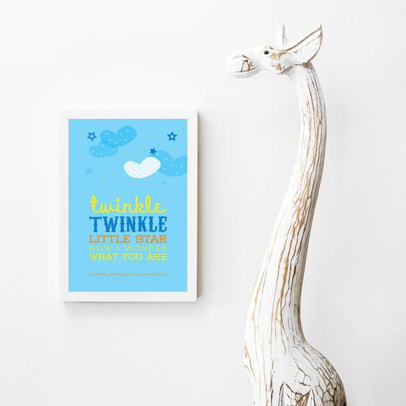 Twinkle print