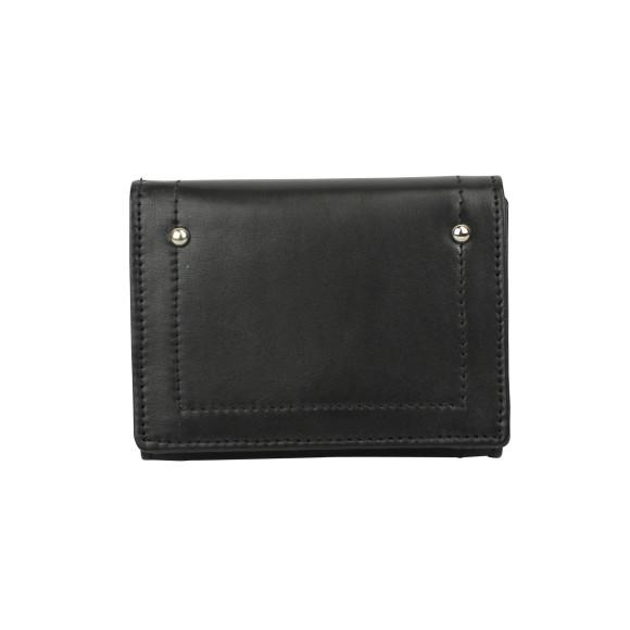 hudson wallet espresso front