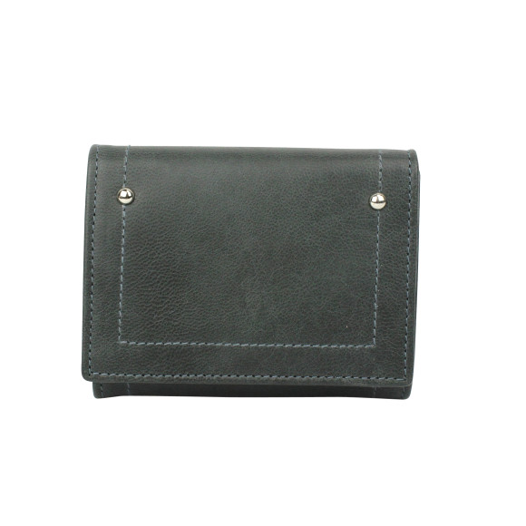 hudson wallet licorice front