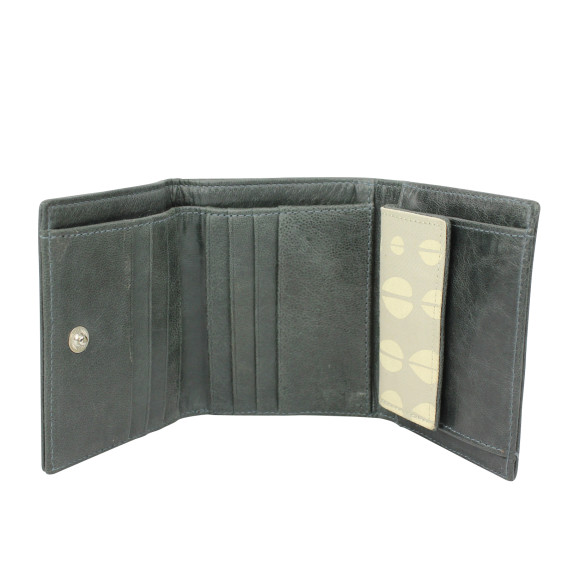 hudson wallet licorice inside