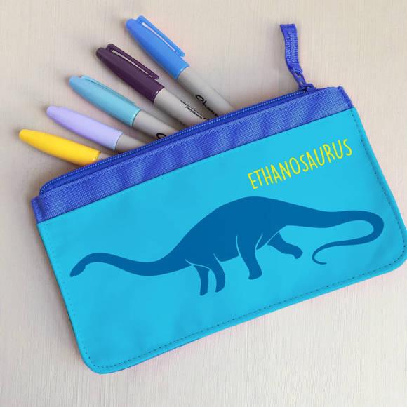 Blue diplodocus