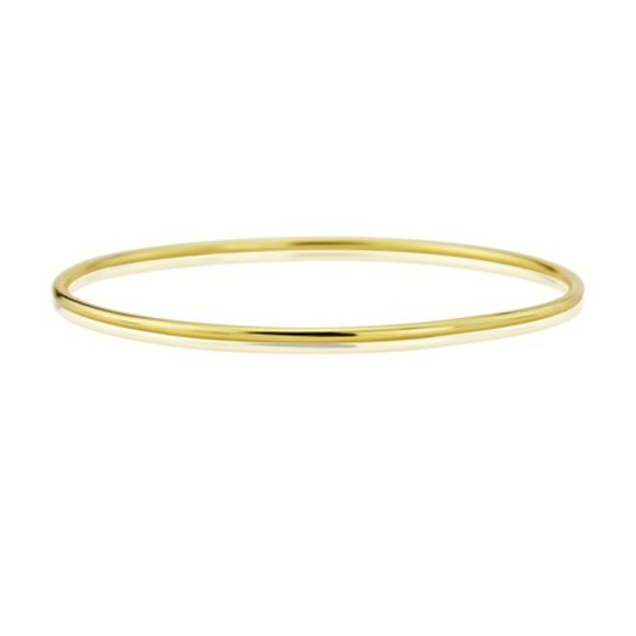 The Essential Slim 9ct Gold Bangle