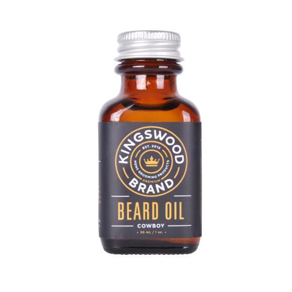 Cowboy Beard Oil