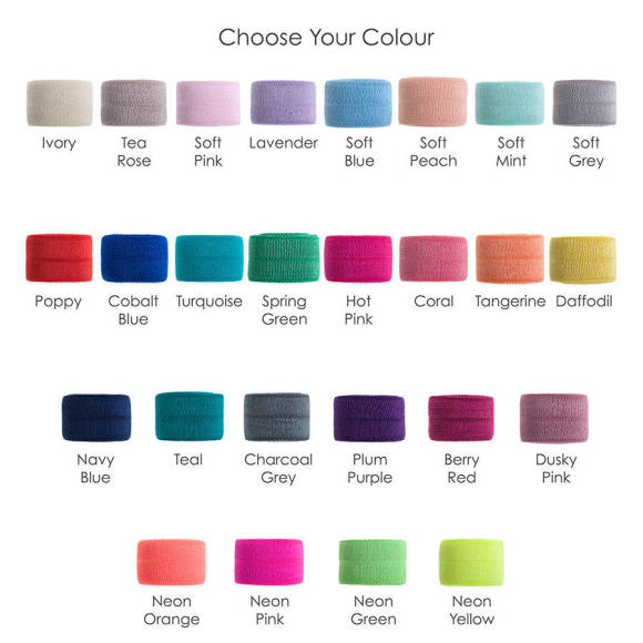 Choose Your Colour. Also available in black.