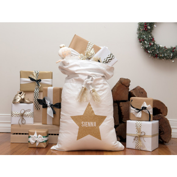 Star Santa Sack 2