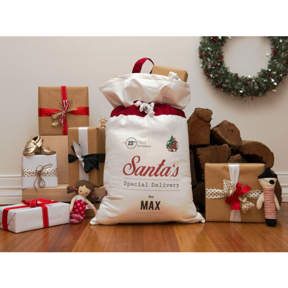 IDTee Santa Sack