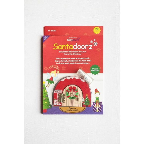 Santadoorz elf door