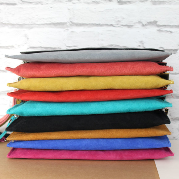 Choose from a range of colours