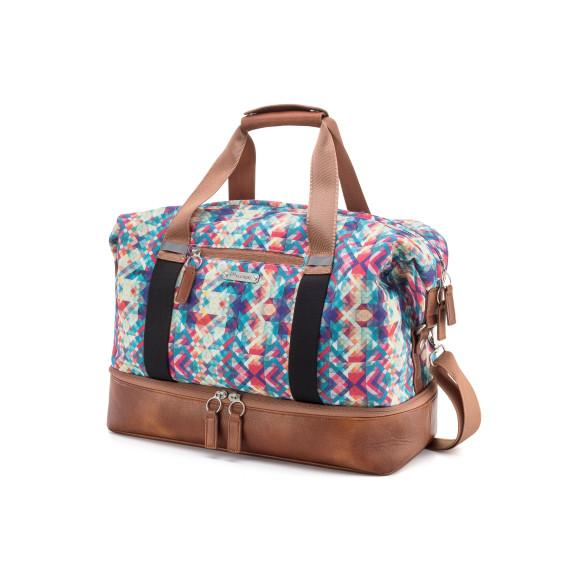 Midway Weekender Mosaic Bag