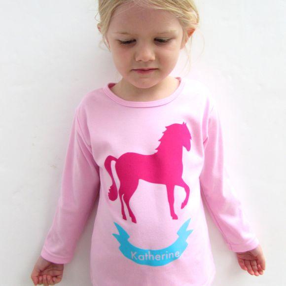 Pink Baby Pyjamas