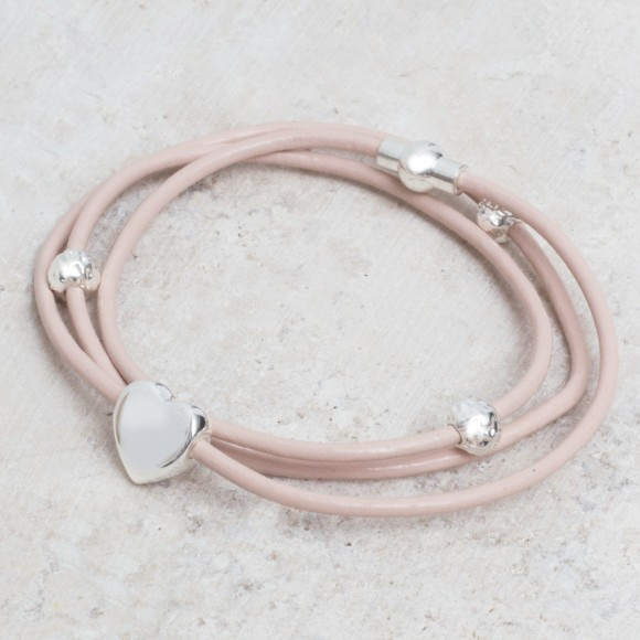 Buff Pink/Silver