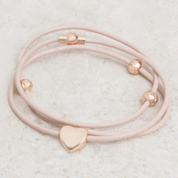 Rose gold/pink