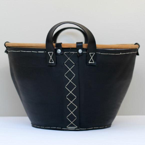 Rubber Basket Rattan 2