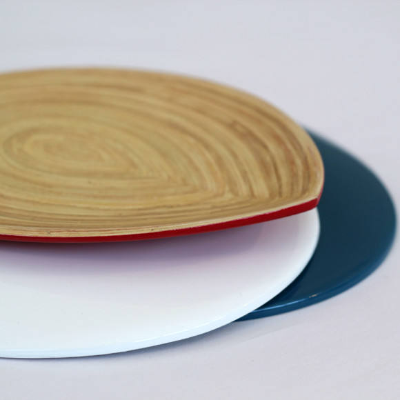 Raindrop Side Plate Colours