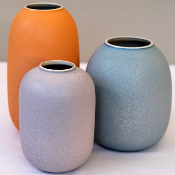 Eggshell Vases