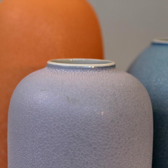 Eggshell Vase - Lavender 2