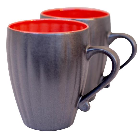Joan Mug Charcoal
