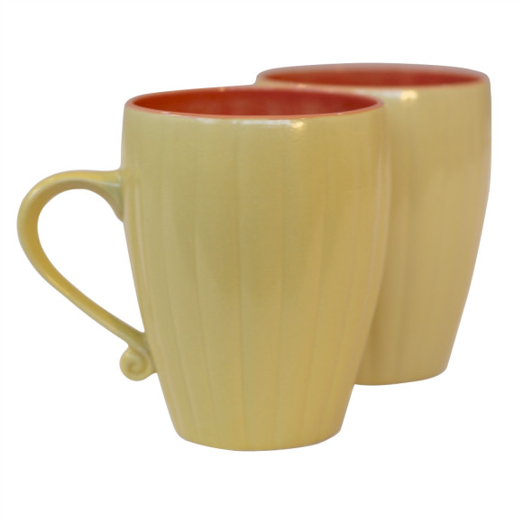 Joan Mug Yellow