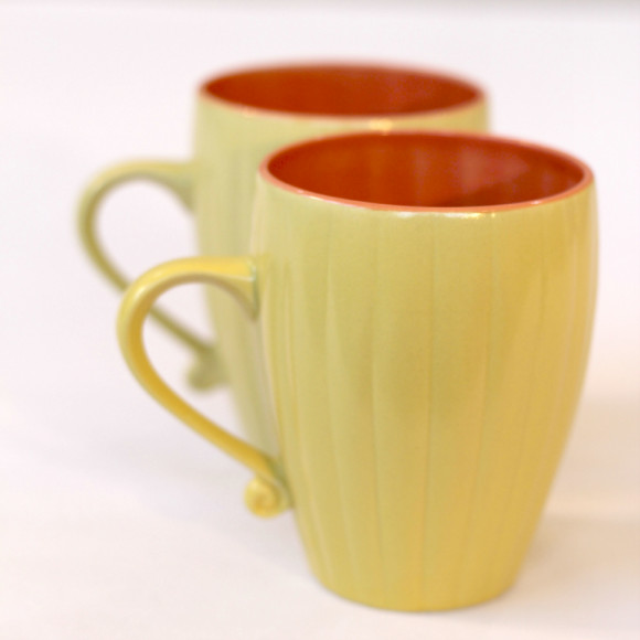 Joan Mug Yellow 2