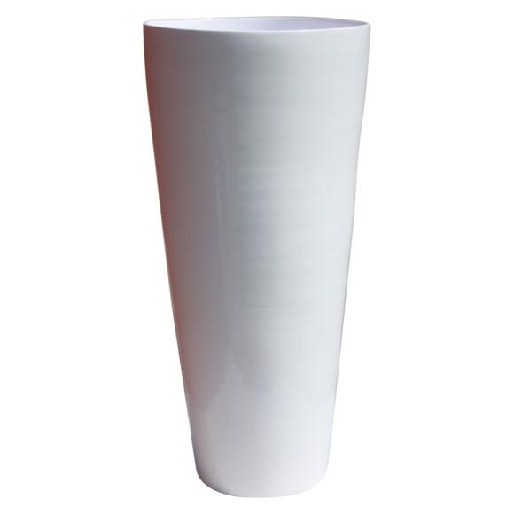 Vase white