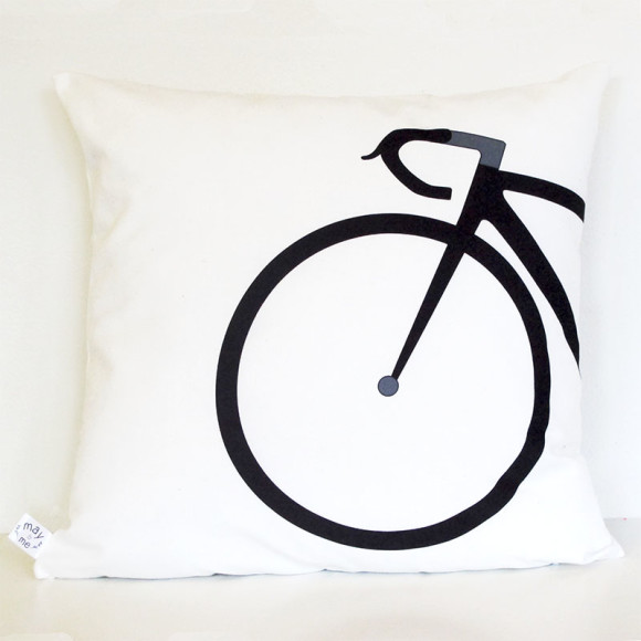 Ride On Cushion - Front