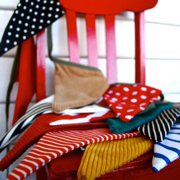Textural fabrics