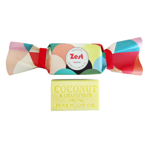 Zest : Coconut Grapefruit
