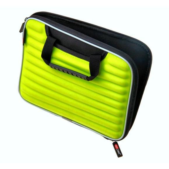 iPad case green