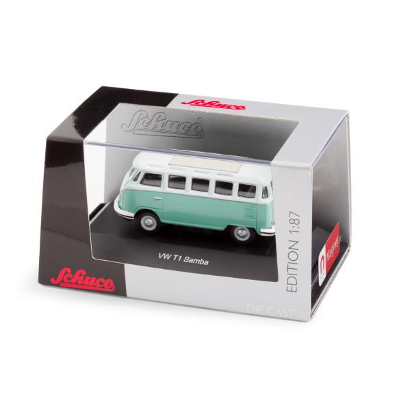 VW Bus Samba magnet