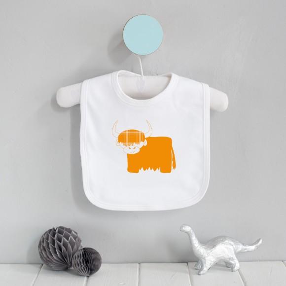add matching Scottish Baby Bib?