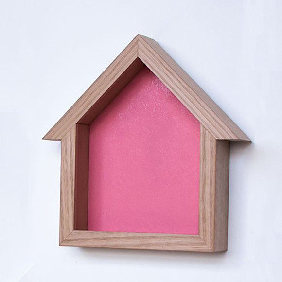 Birdhouse Cotton Candy